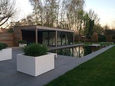 Afbeeldingsresultaat voor poolhouse bouwen
