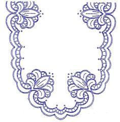UBRUSY | Ubrus 90x50cm K | Ubrus K 142 | Předtisky na vyšívání - Olga Synková Helga