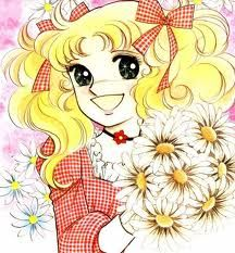 Candy Candy anime: I remember watching this series in Dominican Republic every Sunday.