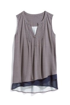 I often receive tanks like this from Stitch Fix. I already have too many of them and would like to receive other things.