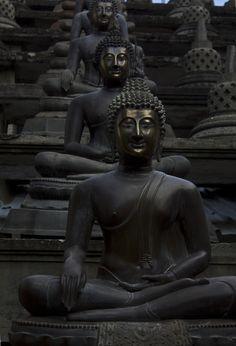 Spread of Buddhism - Buddha statue
