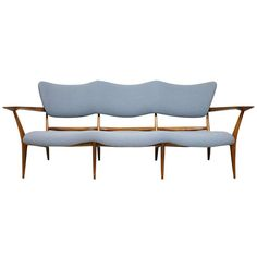 Sofa by Luisa & Ico Parisi, Italy 1946 | From a unique collection of antique and modern sofas at http://www.1stdibs.com/furniture/seating/sofas/