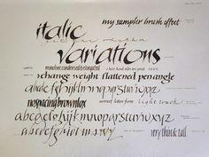 Italic Variations