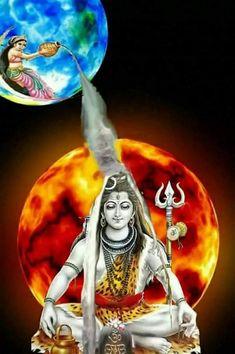 Photo Bhagavad Gita, Good Evening Wallpaper, Good Morning Image Quotes, Morning Quotes, Ios 11 Wallpaper, Photos Of Lord Shiva, Kali Hindu, Lord Of The Dance, Lord Mahadev