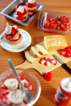 Strawberry Shortcake! | Flickr - Photo Sharing!