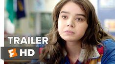 Starring: Hailee Steinfeld, Blake Jenner, and Haley Lu Richardson The Edge of Seventeen Official Trailer 1 (2016) - Hailee Steinfeld Movie High-school life g...