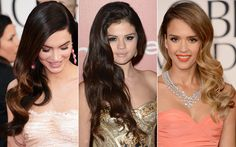 Globo de Ouro 2013: inspire-se nos penteados das famosas! - SOS Cabelos - CAPRICHO