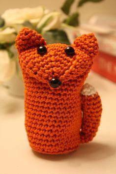 Free Pattern – My Foxy Valentine