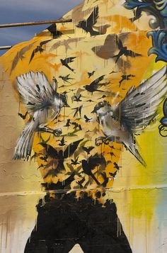 Then there was one - Brighton #graffiti #street art