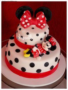 foto de internet torta minie