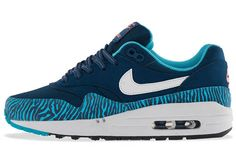 Nike Air Max 1 GS 'Brave Blue'