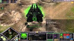 Warhammer 40k Dawn of War Soulstorm PC Gameplay
