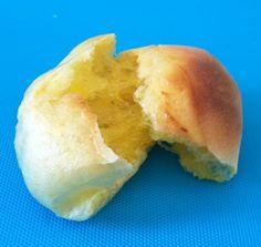 pão de mandioquinha (sem glúten, sem lactose)