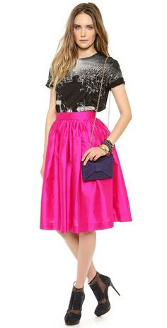 PARTYSKIRTS Jen's Party Skirt |SHOPBOP | Save up to 30% Use Code BIGEVENT14