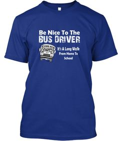 School Bus Driver Tee | Teespring