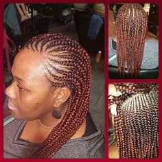 It's been a while since I've done  #feedinbraids this small. Time to get #backtobasics Follow @mandystylez for all hairstyling needs. Men, women, children all walk-ins are welcomed. #braidstyles #braids #cornrows #braidstyle #naturalhairdaily  #extensions #braiding #dreads #naturalstyles #naturalhair  #hairbyMandy #MandyStylez #ilovewhatido #nybraider #nychairstylist #nycbraider  #Brooklynbraids #brooklynstylist #Brooklynbraider