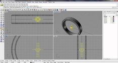 Basic Rhino for Jewellery Tutorial 5 Polar Array and Flow function