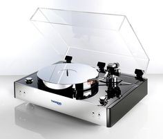 """THORENS® - TD 550 , High End Turntable !... http://about.me/Samissomar"