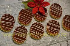 Linecké s kávovým krémem Sugar, Cookies, Fit, Desserts, Crack Crackers, Tailgate Desserts, Deserts, Shape, Cookie Recipes