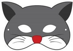 pdf masque chat avec couleurs Mardi Gras, Activities For Kids, Diy Crafts, Costumes, Cats, Fictional Characters, Images, Mascaras, Hilarious