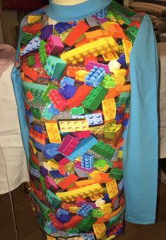 LEGO gensar. Janome, Lego, Sewing, Products, Fashion, Moda, Dressmaking, Couture, Fashion Styles