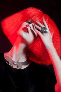 ZINK Magazine December 2012 Photographer: LINDSAY ADLER Hair & makeup: GRISELLE ROSARIO Makeup assist: Jennifer Green  Styling: Lisa Smith Craig