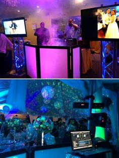 This business provides professional karaoke machines for various events and occasions. They offer karaoke systems for home parties, weddings, corporate functions and more. They also have pro DJs and VJs.