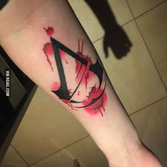 What do you think about my new tattoo?