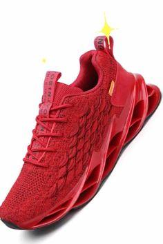 Running Shoes For Men - TSIODFO Men Sport Athletic Running Walking Shoes Runner Jogging Sneakers Best Running Shoes, Running Sneakers, Sneakers Nike, Jogging Shoes, Adidas Shoes Women, Walking Shoes, Nike Huarache, Summer Shoes, Kicks