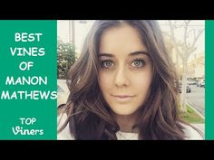Manon Mathews Vine Compilation with Titles! - BEST Manon Mathews Vines -...Spot on KStew Impersonations