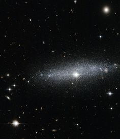Researcher say galaxy ESO seen by the NASA/ESA Hubble Space, is one of the brightest and clearest ever spotted. Cosmos, Star Constellations, Hubble Space Telescope, Light Year, Space Exploration, City Chic, Image Shows, Night Skies, Survival