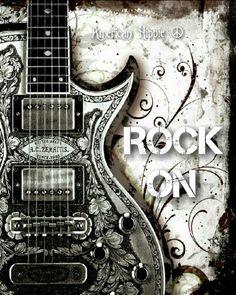 ☮ American Hippie Music ☮ Rock On