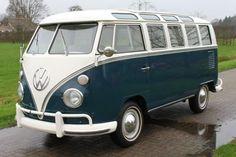 Volkswagen T1 Originele Samba - 1965