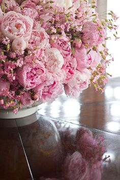 I so love peonies ..