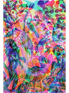 "Jaguarshoes Collective: Carnovsky ""La Selva"" Giclee Print"