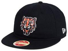 best website 410fa e0301 Detroit Tigers New Era MLB Heritage Retro Classic 59FIFTY Cap