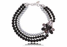 Naszyjnik NMS0127 #ByDziubeka #naszynik #necklace #jewelry #gift #prezent