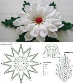 Crochet flowers 711216966140529171 - Pretty Pinwheel Doily Pattern Source by Crochet Leaf Patterns, Crochet Doily Rug, Crochet Symbols, Crochet Leaves, Crochet Motifs, Doily Patterns, Crochet Flowers, Crochet Stars, Crochet Baby Sweaters