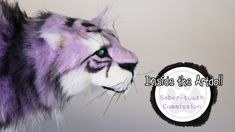 Saber-tooth Commission - Poseable art doll