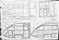 Torpedo Teardrop « This Old Camper appears to be a set of plans for the 1935 Airstream Torpedo offered by awlly Byam in Popular Mechanics magazine. Old Campers, Little Campers, Small Campers, Teardrop Trailer Plans, Car Trailer, Teardrop Campers, Airstream, Pull Behind Campers, Generator Shed