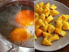 Prajitura fara faina cu portocale si crema philadelphia | Rețete - Laura Laurențiu