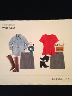 Hawthorne 41 Walt Skirt