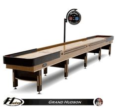 20u0027 Grand Hudson Shuffleboard Table