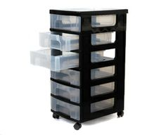 2 for £40 - Really Useful Storage Unit 6 x 7 Litre Drawer
