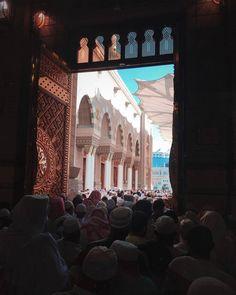 يا الله ❤🎋 Madina, Mecca, Heaven On Earth, Allah, Muslim, Pray, Around The Worlds, Places, Quotes