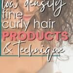 Tips For Low Density & Fine Curly Hair Fine Curly Hair, Curly Hair Styles, Waves Curls, About Hair, Hair Looks, 1920s, I Am Awesome, Tips, Thin Curly Hair