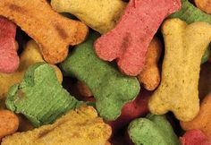 Homemade dog biscuits will get your dog's tail wagging, and keep some extra money in your pocket. Another bonus -- you can make them all-natural.