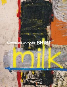 Comme des Garcons SHIRT  Creative Director - HOUSE AND HOLME