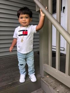 Trendy Boy Outfits, Cute Baby Boy Outfits, Little Boy Outfits, Toddler Boy Outfits, Cute Baby Clothes, Kids Outfits, Stylish Little Boys, Cute Little Baby, Toddler Boy Fashion