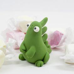 Polymer clay Beastlie <3